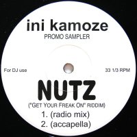 INI KAMOZE / NUTZ