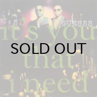 Guesss / It's You That I Need