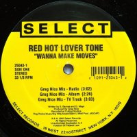 Red Hot Lover Tone / Wanna make Moves