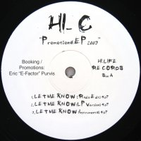 Hi-C / Promotional EP 2003