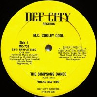 M.C. Cooley Cool / The Simpsons Dance
