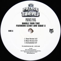 Prince Paul / Handle Your Time