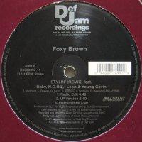 Foxy Brown / Stylin' (Remix)