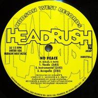 Headrush / No Peace