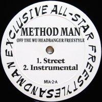 Method Man / Off The Wu Headbanger Freestyle