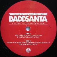 Peanut Butter Wolf Presents Baddsanta - A Stones Throw Records Xmas