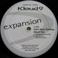 Kloud 9 - Cant Stop Thinking About You