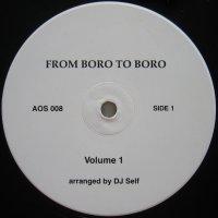Unknown Artist – From Boro To Boro Volume 1 & 2