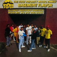 The First Priority Music Family - Basement Flavor