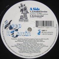 J & The Phatman – Keep It Comin