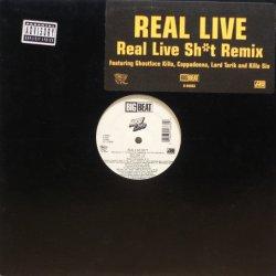 画像1: Real Live - Real Live Sh*t Remix