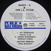 Mikey-D & The L.A. Posse - My Telephone
