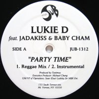 LUKIE D feat. JADAKISS & BABY CHAM / PARTY TIME