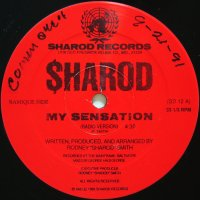 SHAROD / MY SENSATION