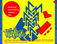 Y.O.K.O. / HOW MANY STYLE? MANY STYLES!!