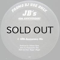 JB's / 40TH ANNIVERSARY