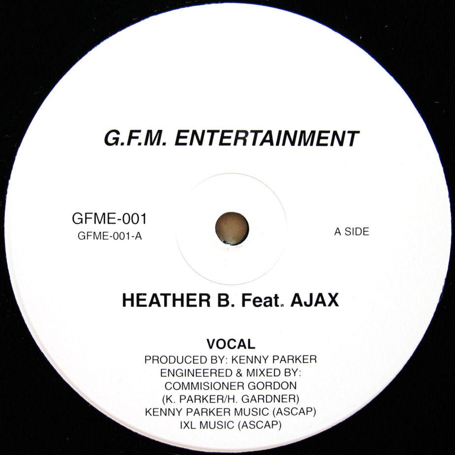 Heather B. Feat. Ajax - Cloud 9
