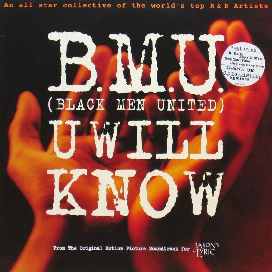 B.M.U. (BLACK MEN UNITED) / U WILL KNOW - two-three,records