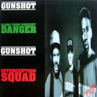 GUNSHOT / CLEAR FROM PRESENT DANGER