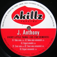 J. ANTHONY / EVERY LITTLE THING I DO(THE REMIXES)