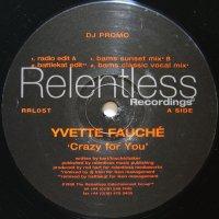 YVETTE FAUCHE / CRAZY FOR YOU