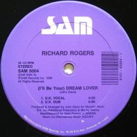 RICHARD ROGERS / (I'LL BE YOUR)DREAM LOVER