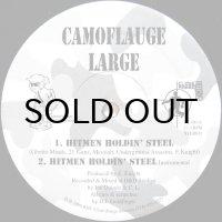 CAMOFLAUGE LARGE / HITMEN HOLDIN' STEEL