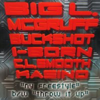 BIG L・MCGRUFF・I-BORN・CL SMOOTH / NY FREESTYLE