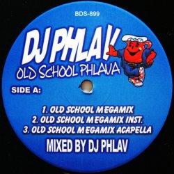 画像1: DJ PHLAV / OLD SCHOOL PHLAVA