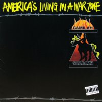 GAMILAH SHABAZZ / AMERICA'S LIVING IN A WAR ZONE