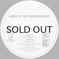 LORDS OF THE UNDERGROUND / CHECK IT