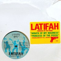 LATIFAH / WRATH OF MY MADNESS