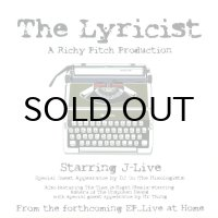 RICHY PITCH / THE LYRICIST