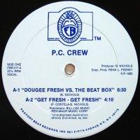 P.C. CREW / DOUGEE FRESH VS THE BEAT BOX