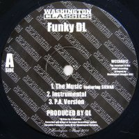 FUNKY DL / THE MUSIC