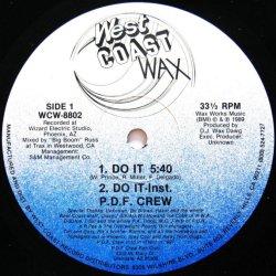 画像1: P.D.F. CREW / DO IT