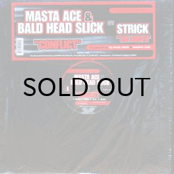 画像2: MASTA ACE & BALD HEAD SLICK / CONFLICT
