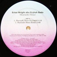 ERICA WRIGHT aka ERYKAH BADU / HEARTACHE