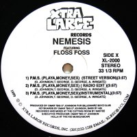 NEMESIS / P.M.S.(PLAYA, MONEY, SEX)
