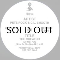PETE ROCK & C.L. SMOOTH / THE CREATOR