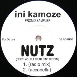 画像1: INI KAMOZE / NUTZ