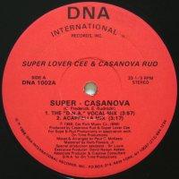 SUPER LOVER CEE & CASANOVA RUD / SUPER CASANOVA