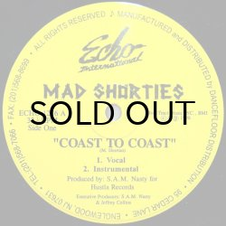 画像1: MAD SHORTIES / COAST TO COAST