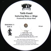 TALIB KWELI feat. MARY J. BLIGE / I TRY