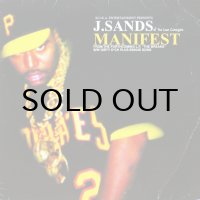 J. SANDS of THE LONE CATALYSTS / MANIFEST