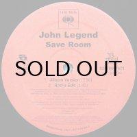 JOHN LEGEND / SAVE ROOM