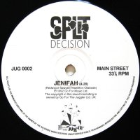 SPLIT DECISION / JENIFAH