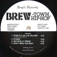 ROYAL DYNASTY / STRICTLY ON THE RECORD