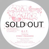 G.I.T. feat. STREET PREACHERS / THE WARNING