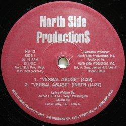 画像1: NORTH SIDE PRODUCTION$ / VERBAL ABUSE